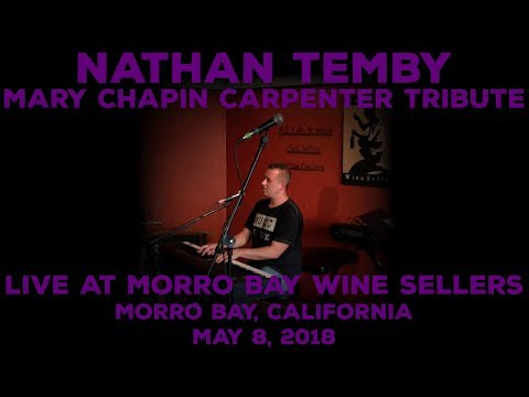Nathan Temby – Mary Chapin Carpenter Tribute 2018