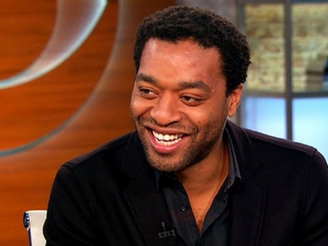 "Chiwetel Ejiofor on role in ""12 Years a Slave"""