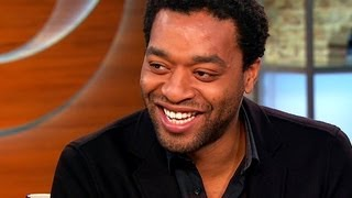 Chiwetel Ejiofor on role in 12 Years a Slave