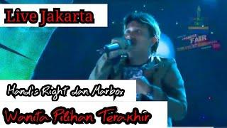 Live Jakarta!! Hand's Right Dan Marbox || Wanita Pilihan Terakhir