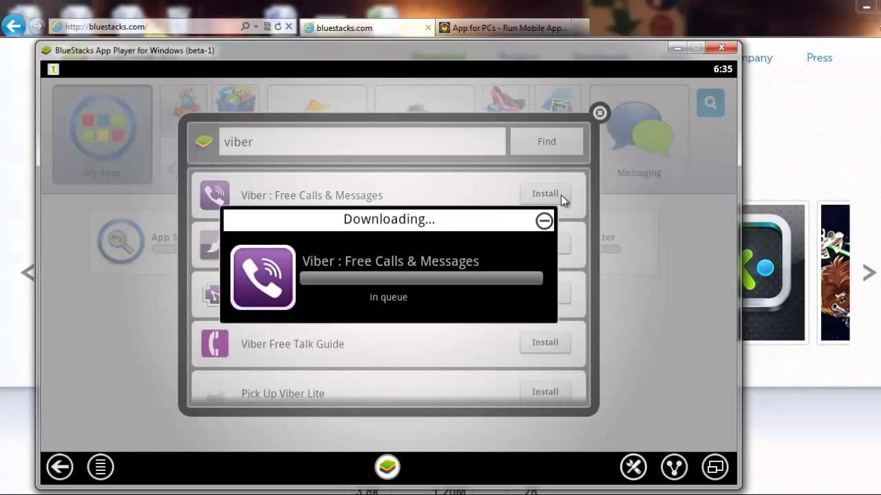 Viber for PC On Windows 8 With Calling