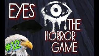 [ В Мире Животных #12 ]. Eyes- The horror game. ВЕСЕЛАЯ БОЛЬНИЦА С ПРЕКРАСНЫМИ ПОСЕТИТЕЛЯМИ.
