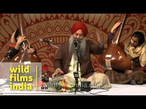 Bhai Baldeep Singh performs Gurbani sangeet at 15th Annual Sangeet Mahotsav