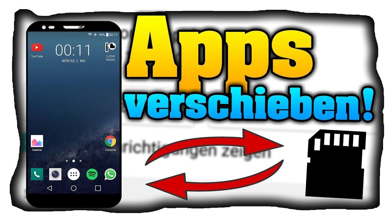 Apps Auf Sd Karte Verschieben Einfach Schnell Tutorial 2017 Deutsch