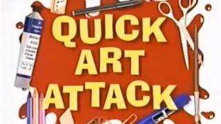 Quick Art Attack Compilation