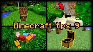 Các mẹo hữu ích trong minecraft mà bạn nên biết - Phần 9