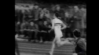 First Four Minute Mile-HQ(Roger Bannister:1954)