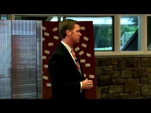 On growing self-awareness   Dan Gallagher   TEDxSJU