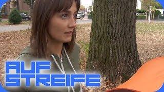 Maja (17) lebt in einem Zelt: Eltern melden sie vermisst! | Auf Streife | SAT.1