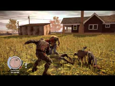 State of Decay Knife Only revisit Guru's Return Lv20