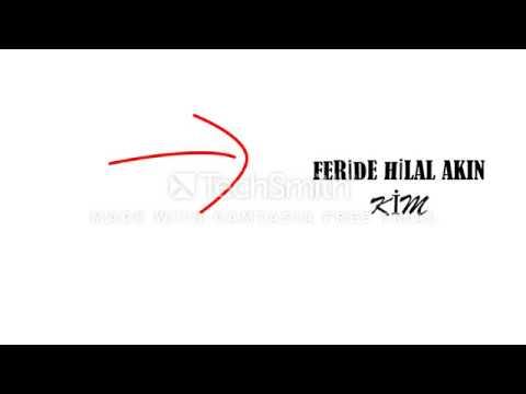Feride Hilal Akin Kim Lyrics