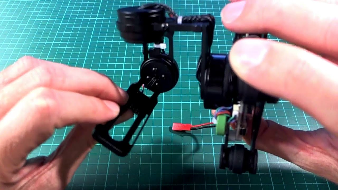 Storm32 3 Axis Gimbal Default Settings Test Courtesy Gearbest Vmax Engine Diagram Youtube