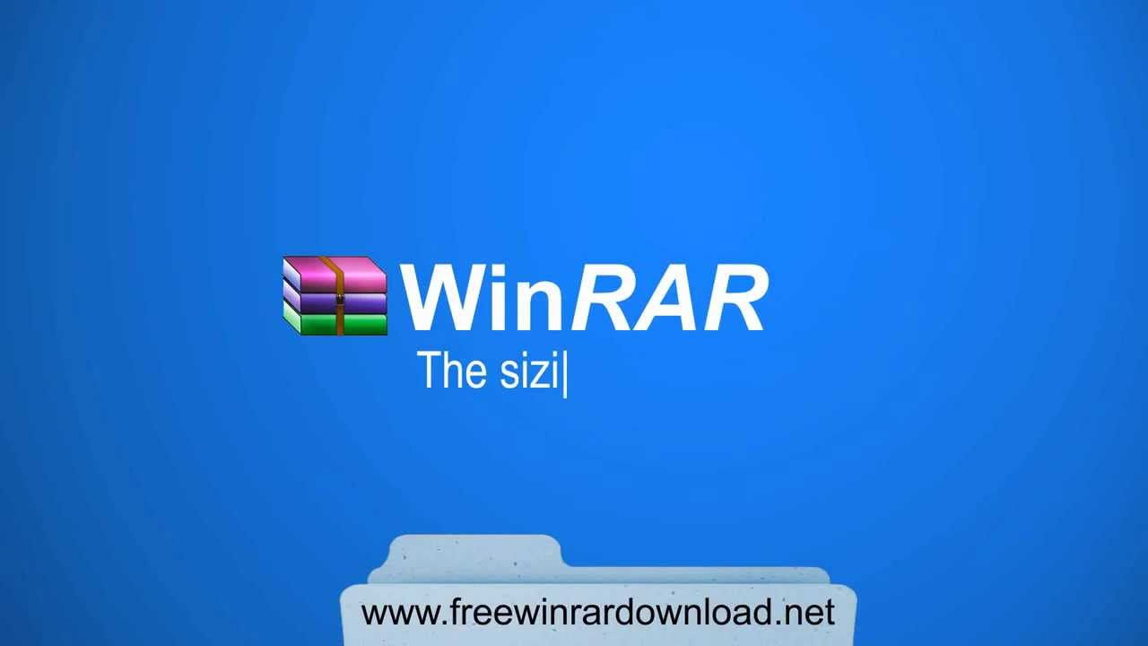 free winrar extractor software download