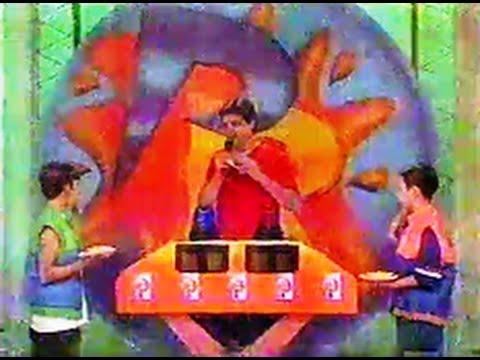 Passa ou Repassa (2000) - Alexandre de Gusmão x Anglo - Torta na Cara