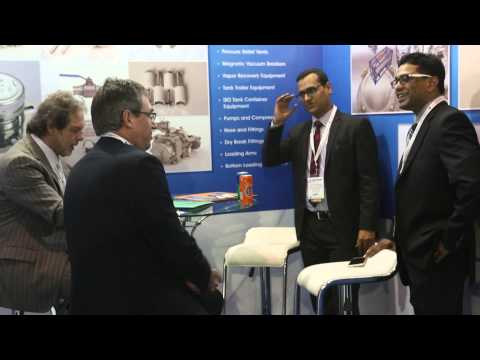 Amfico Agencies at Chemspec India 2015