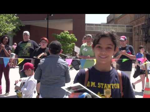 Jr. Solar Sprint 2019 at Drexel featuring Edwin M. Stanton School