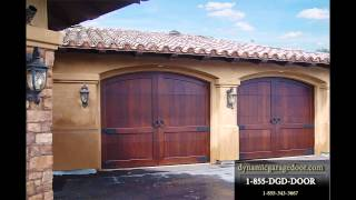 Custom Garage Doors by Dynamic Garage Doors