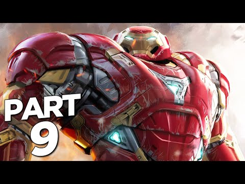 MARVEL'S AVENGERS Walkthrough Gameplay Part 9 - HULKBUSTER (2020 FULL GAME) from YouTube · Duration:  22 minutes 31 seconds