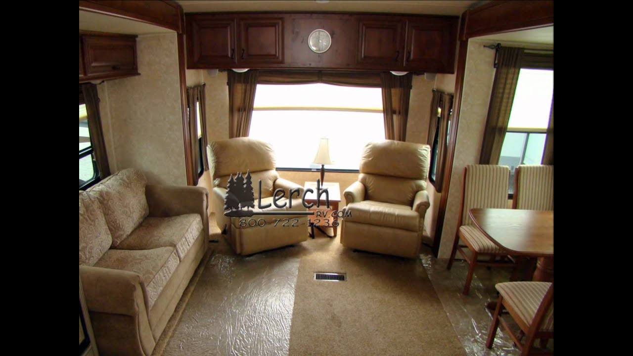2012 Open Range Journeyer JT 340FLR Travel Trailer CamperLerch RV Milroy PA Sale Priced 39410
