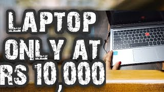 Best Laptop at Rs 10,000 only|Touch screen|iBall i360