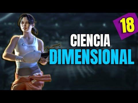 """PORTAL   Pc   Guía del logro  🏆 """"Ciencia dimensional"""" (Aperture Science) DESAFÍO PRUEBA 18 COMENTADA"""