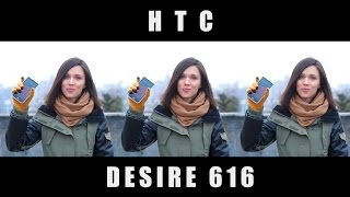 HTC Desire 616 Dual Sim: обзор смартфона