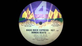 MC ADE - Bass Rock Express (Instrumental)