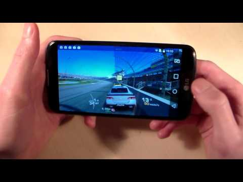 Игры LG K10 (DungeonHunter5, RealRacing3, DeadTrigger2)