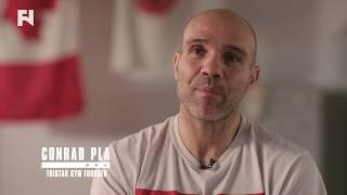 Founder Conrad Pla on Mentality of Sparring | Tristar Stories Extras in 4K