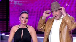 Pachmann Péter és Péter Szabó Szilvia: A sad adio - tv2.hu/anagyduett