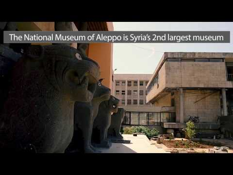 Saving Syria's Cultural Heritage: Rehabilitation on the National Museum in Aleppo