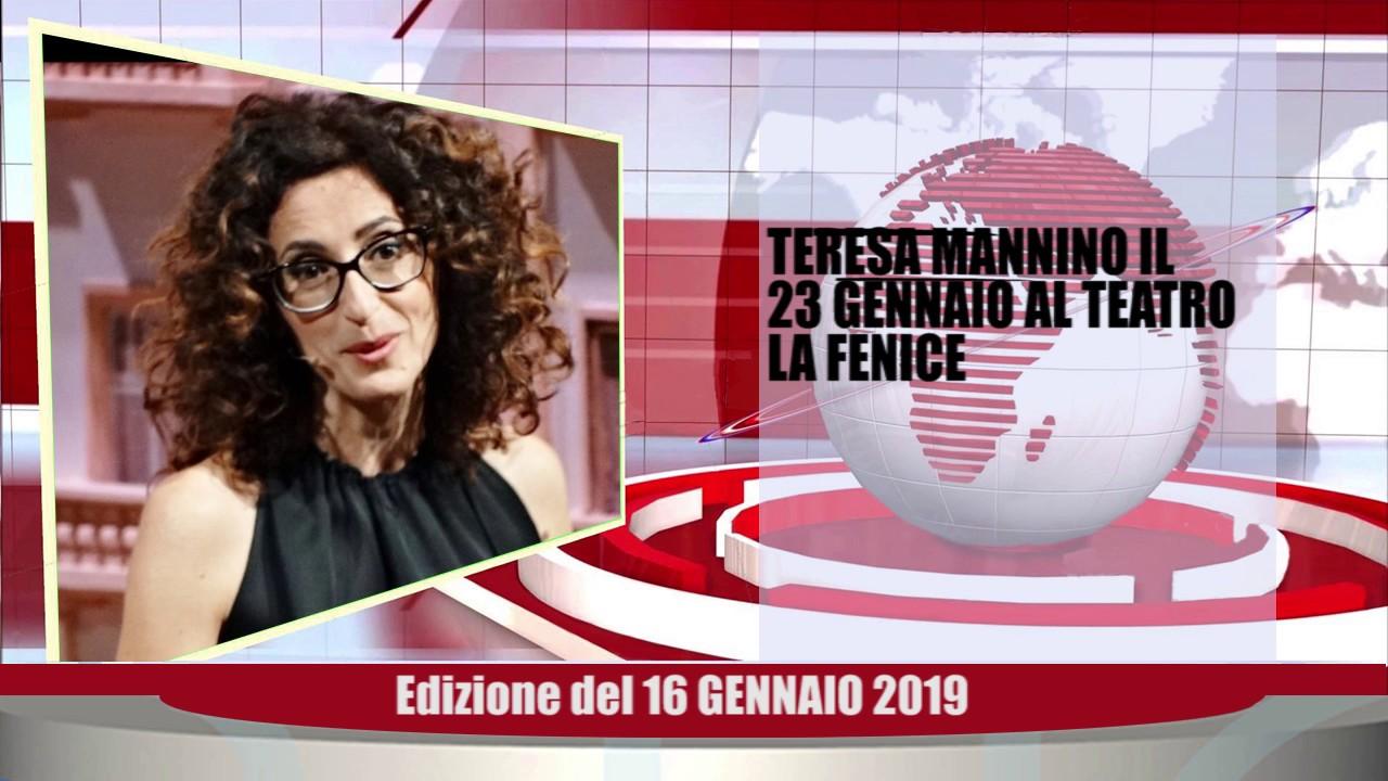Velluto Notizie Web Tv Senigallia Ed  16 01 2019