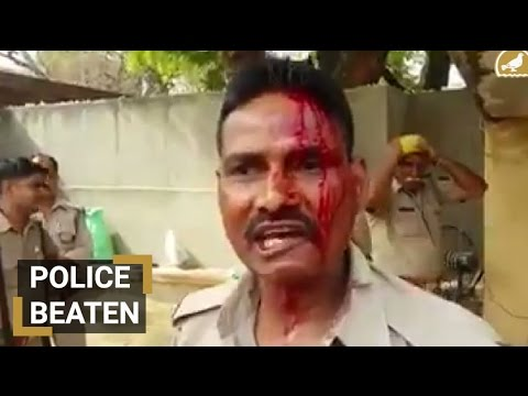 Is Uttar Pradesh Police itself Unsafe in Yogi's Government?