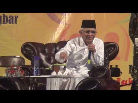 GUS MUS [ KH. Musthofa Bisri ] LIVE Syawalan Expo Masjid Jami' Jatisari BSB Mijen Semarang