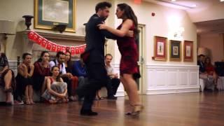 Eşref Tekinalp & Vanessa Gauch - Juan D'Arienzo - Felicia