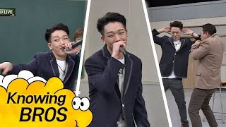 BOBBY '#YGGR' ♪ The champion's magnificent stage (Swag~) Knowing Bros EP.113