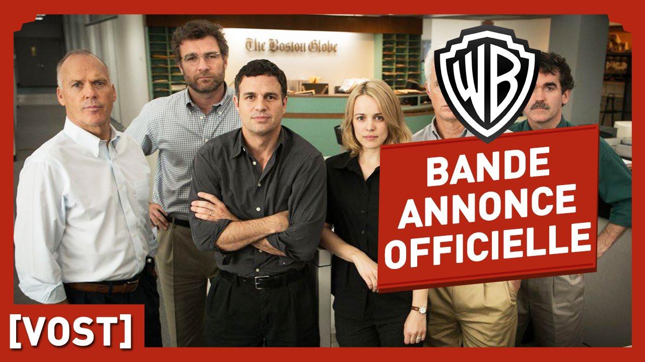 SPOTLIGHT - Bande Annonce Officielle (VOST) - Michael Keaton / Mark Ruffalo / Rachel McAdams
