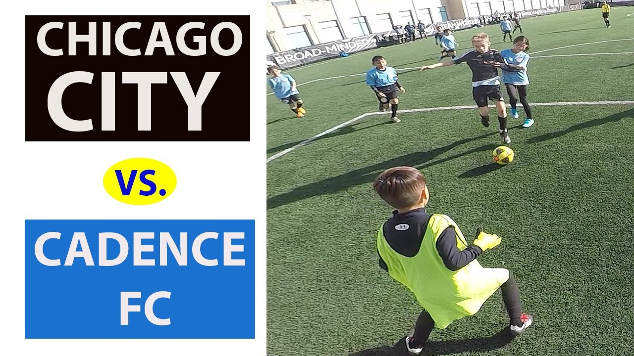 Youth Soccer Game Highlights Chicago City U10 Vs Cadence