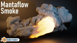 Blender 2.81 Mantaflow [New Fluid Engine; Smoke] | English