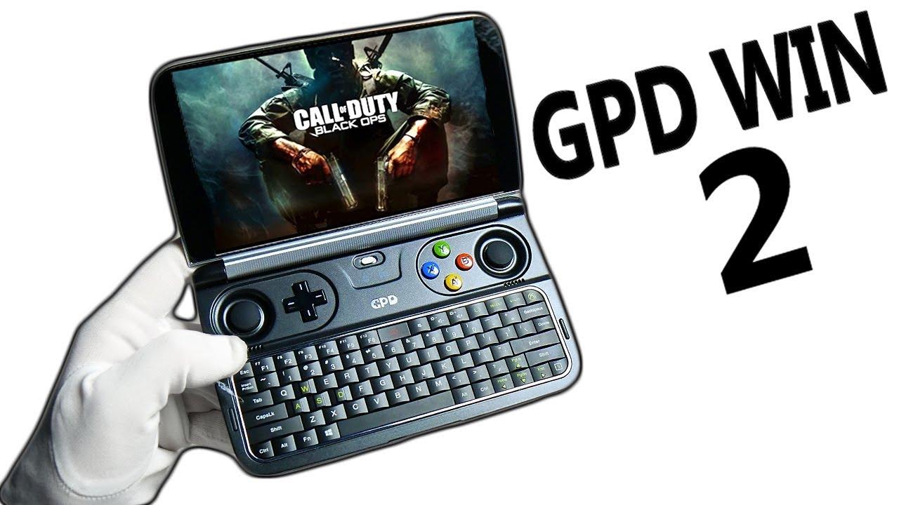 GPD Win 2 LCD Lid Insert