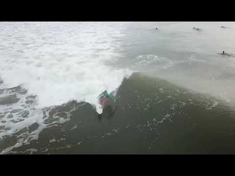 Auxiela Ryan Surfing Barranca November 6 2019