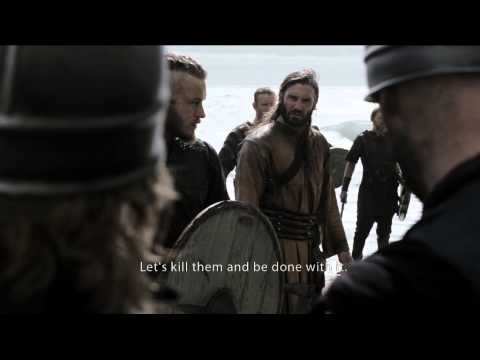 Vikings: a Norse/English cultural exchange