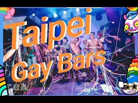 Gay Travel Taiwan - Gay Bars ULTIMATE MAP