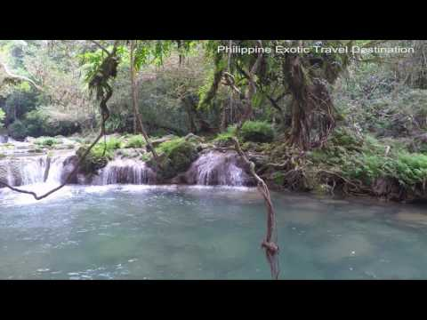 Baggao Bluewater Falls And Cave