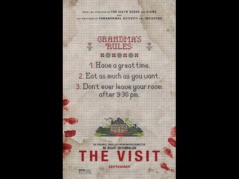 The Visit (2015) Movie Review