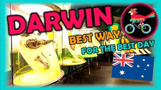 DARWIN Australia, Travel Guide. Free Self-Guided Tours (Highlights, Attractions, Events)