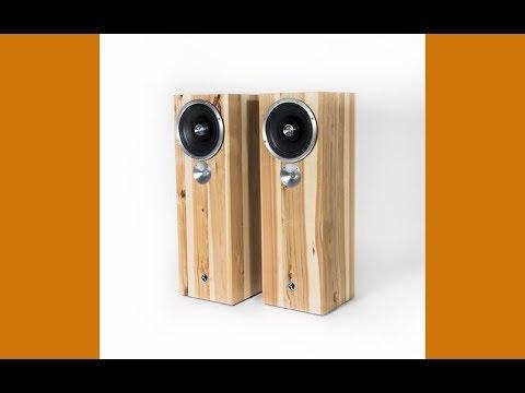 Zu's $999/pair US made tower speakers