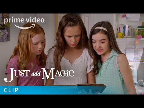 Just Add Magic - Episode 1 (Full Episode) | Amazon Kids