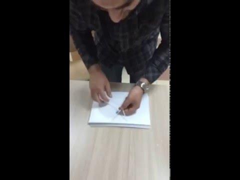 видео: Как правильно сшить документы
