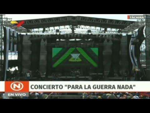 Pro-Maduro concert begins in Venezuela Mp3